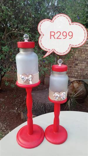 Red lamps for sale