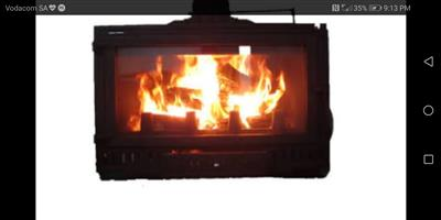 Looking for heat combustion fireplace