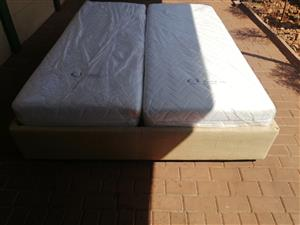 Gennessi motion bed