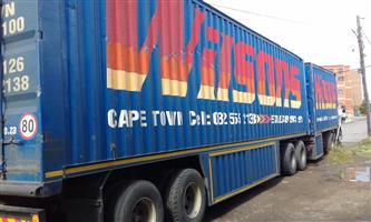 Superlink pentack trailer for rent or for sale !