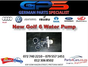 New Golf 6 Water Pump for Sale