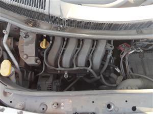2007 Renault Scenic Gearbox