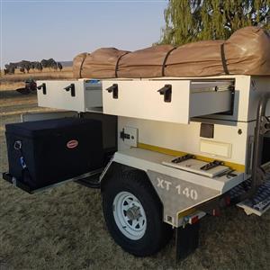 4x4 Camping Trailer