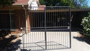 Patio gates