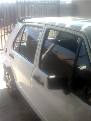 2000 VW Citi Mk1 1.6i