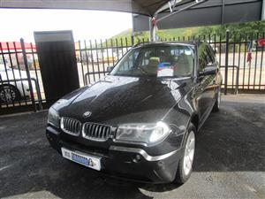 2009 BMW X3 xDRIVE 30i (G01)