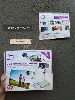 Canvas frames DIY Kit