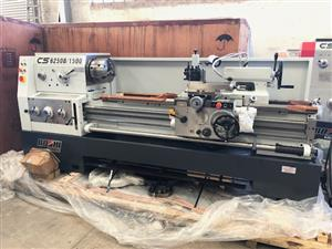 Lathe, 1500mm B/C, 500mm Swing, 82mm Bore, Brand New
