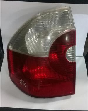 BMW X3 Tail lights