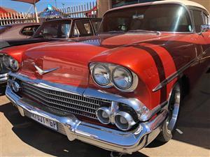 1958 Chevrolet Belair 2 Door