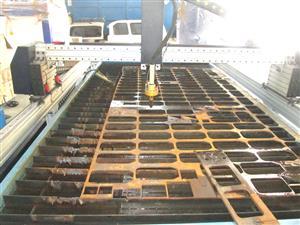 P-2030TA MetalWise Standard CNC Plasma Cutting Table 2000x3000mm, Stepper Motors, Arc