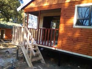 Quality wooden house for sale
