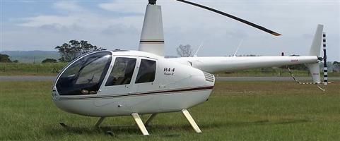 2006 Robinson R44 Raven II TTSN: