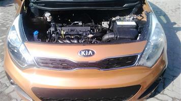 2012 Kia Rio 1.4 5 door