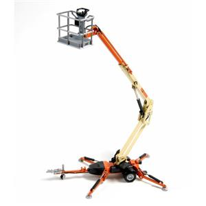 Cherry Picker - JLG Tow-Pro -T500 - 17m - trailer mounted boom lift - To rent