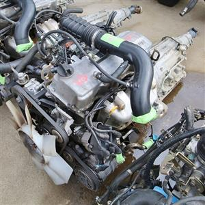 NISSAN CABSTAR 2L CARB, NA20 CARB Engine