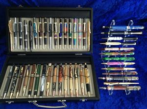 Exclusive hand made pens