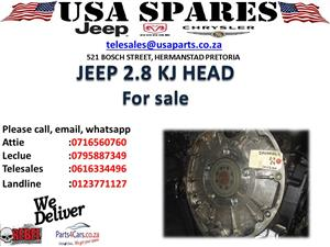JEEP 2.8 KJ USED HEAD FOR SALE