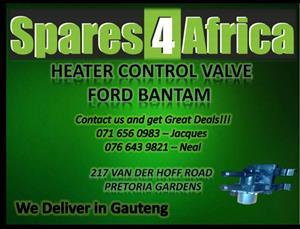 Heater Control Valve Ford Bantam