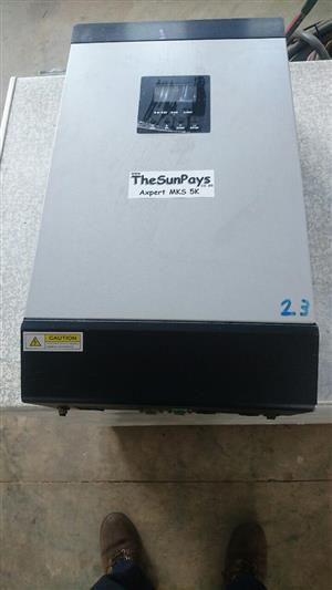 Inverter 4kw Axpert 5ka