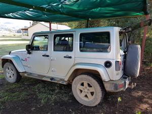 Soft Top - Black CANOPY - for JEEP  Sahara  for SALE  2nd Hand (used)