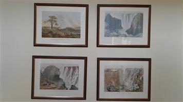 Thomas Bains Framed Prints