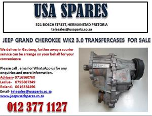 JEEP GRAND CHEROKEE WK2 3.0 TRANSFER CASES (FOR SALE)