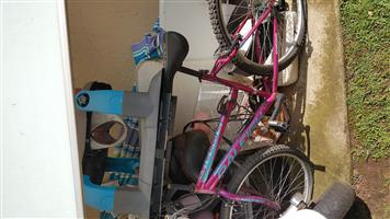 Raleigh 26 inch mountain bike