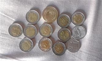im selling R5 Mandela coins I have all the type and also Mandela Gold coin please contact me 0792273883 for sale  Johannesburg - Central