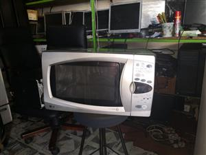 Digital LG microwave