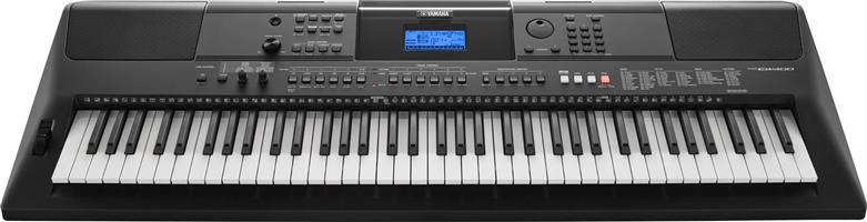 Yamaha EW400 76 key Keyboard. New.