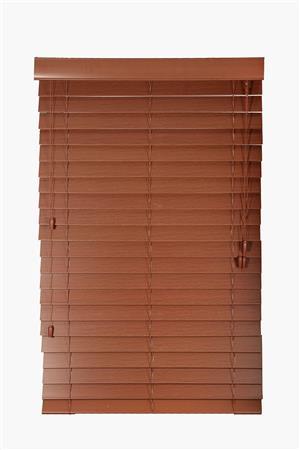 2x Faux Wood 50mm Venetian Blinds 1200x1600 - R600 each