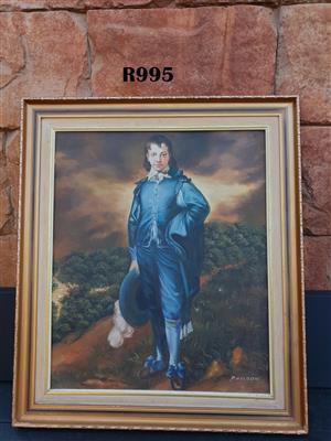 Original P.Wilson Painting (620x715)