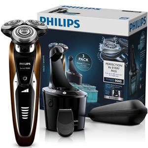 Brand NEW Mens Philips Series 9000 Wet And Dry Shaver for sale