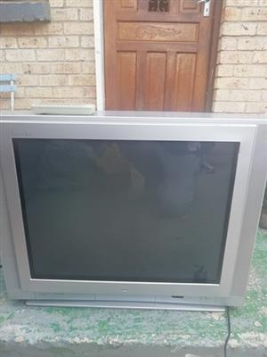 74 cm jvc cinema TV silver