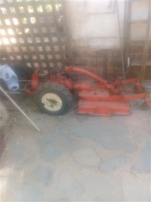 Gutbrod brush cutter
