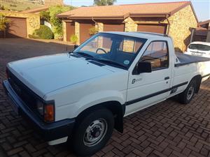 1991 Nissan 1 Tonner