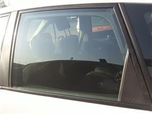 Renault Scenic LHS Rear Door Main Window