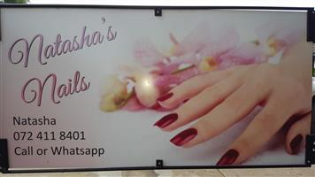 Natasha's Full Nail Service