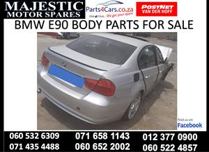 Bmw e90 used spares for sale