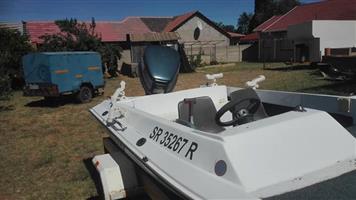 Bars boat