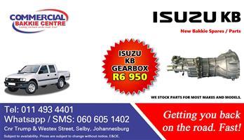 isuzu 4ja1 2.5d gearbox