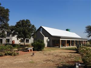 Water rich plot with high rental income for sale