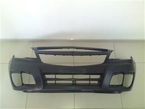 CHEVROLET UTILITY 2012/17 BRAND NEW FRONT BUMPERS FOR SALE PRICE R750
