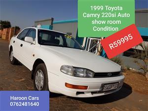 1999 Toyota Camry 2.4 GLi