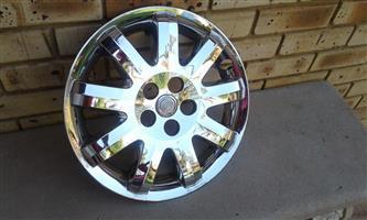 Wheel trimming