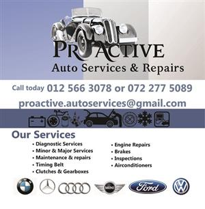 CAR SERVICES AND REPAIRS