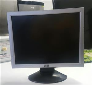 CTX 15 inch LCD monitor with adopter