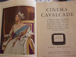 Cinema Cavalcade - collectors piece