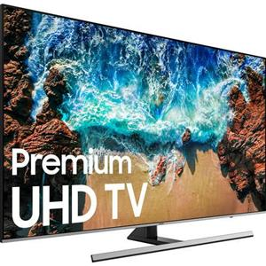 """Shop for the Samsung 65"""" Class LED NU 8000 Series Smart 4 K UHD TV"""
